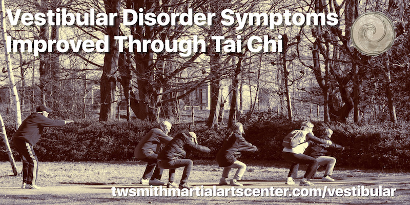 vestibular disorders tai chi raleigh